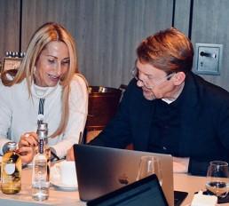 Meeting Brainstorming Strategie Team Mitarbeiter der Unternehmensberatung W+W Consulting GmbH in Ettlingen