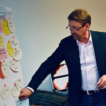 W+W Consulting GmbH Unternehmensberatung aus Ettlingen IT Projekte Strategie Mission Vision Digitalisierung Quartalsmeeting