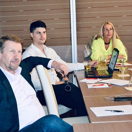 W+W Consulting GmbH Quartalsmeeting Teammeeting Beratung Unternehmensberatung Managementberatung
