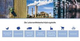 Die Lebensmittelwertschöpfungskette Industrie-News W+W Consulting GmbH in Ettlingen